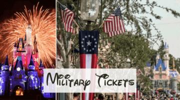 disneyland disney world military tickets