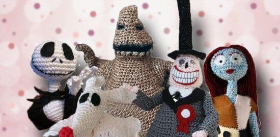 Nightmare Before Christmas dolls