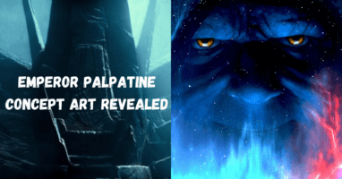 Emperor Palpatine Concept Art