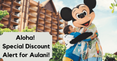Aulani Special Discounts