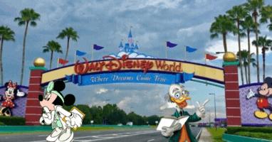 Disney World Health Acknowledgment