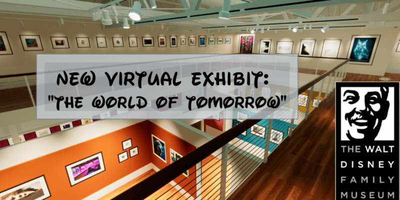 Walt Disney Family Museum Virtual Exhibit