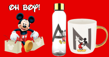 Mickey Mouse Cups Tesco