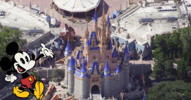 Cinderella Castle Progress