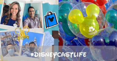 Disneyland Disney World Cast Members
