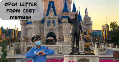 Walt Disney World Cast Members
