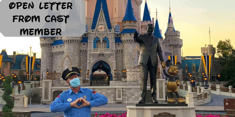 Walt Disney World Cast Members