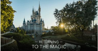 Walt Disney World Guest Confirmation