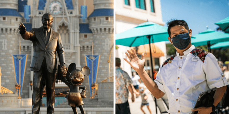 Walt Disney World Testing Site