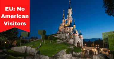 Disneyland Paris EU Travel Ban