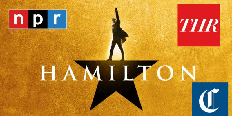 Hamilton Movie Reviews
