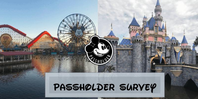 Disneyland Passholder Survey