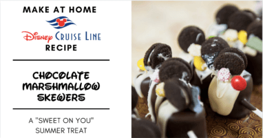 chocolate marshmallows disney fantasy header