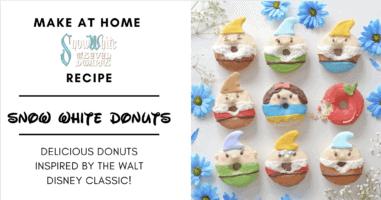 snow white donuts header