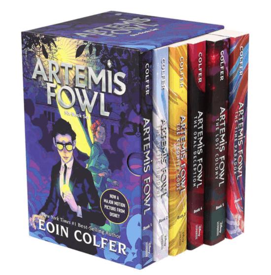'Artemis Fowl' Book Series