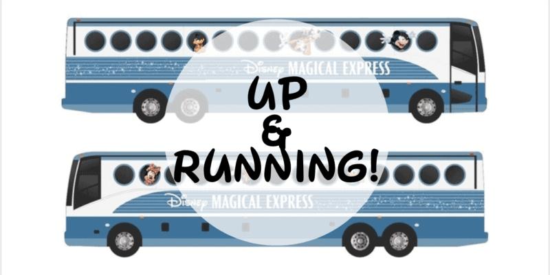magical express header