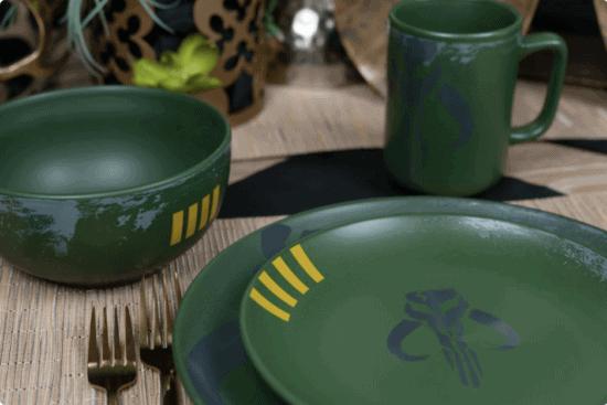boba fett stoneware close up