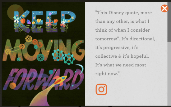 """Keep Moving Forward..."" by Danamarie Hosler"