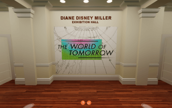 """""""The Wold of Tomorrow"""" Exhibit"""