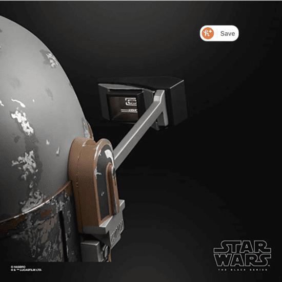boba fett helmet viewfinder