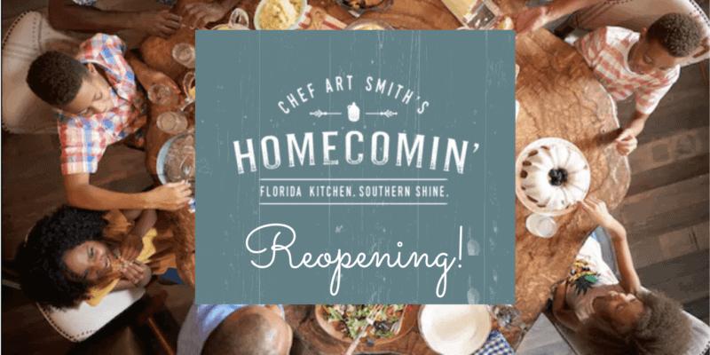homecomin reopening header