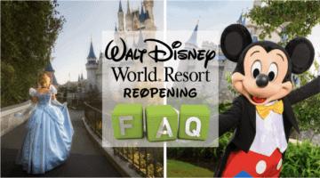 disney world reopening faq header
