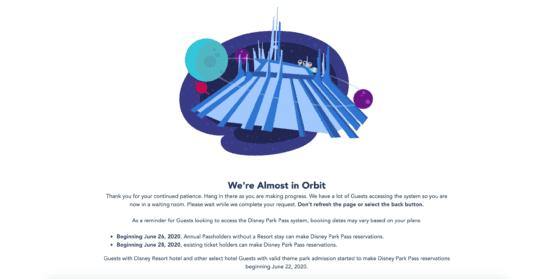 orbit page