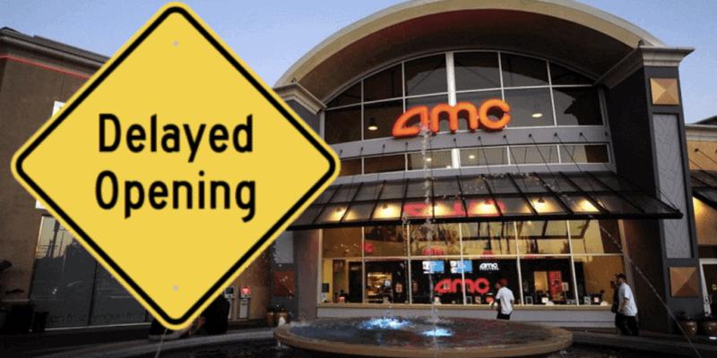 amc delayed opening header
