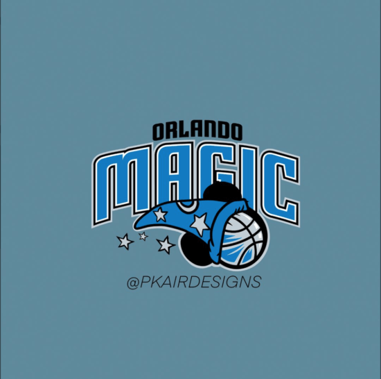 Orlando Magic Disney Logo