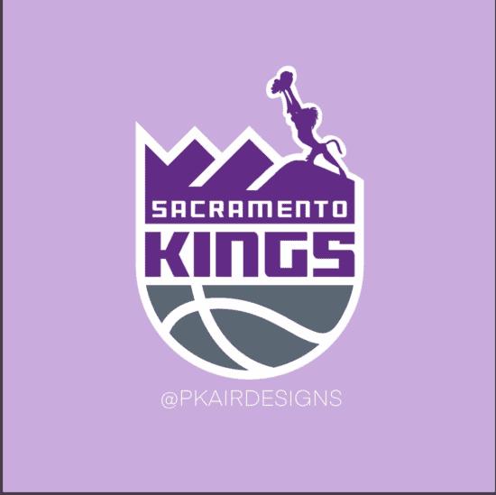 Sacramento Kings Disney Logo