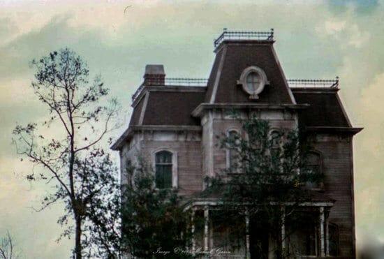 Universal Studios Florida Photos Bates mansion