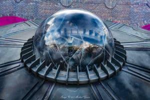 Universal Studios Florida Photos flying saucer