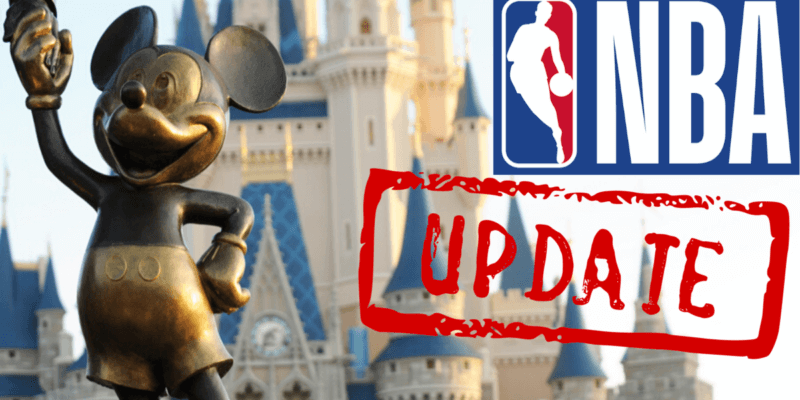 NBA Disney World