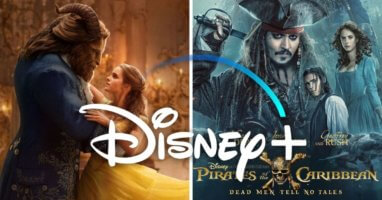 Beauty and Beast & Pirates of the Carribeean