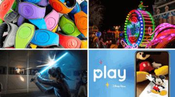 Disney parks technology
