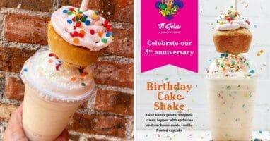gelato shake