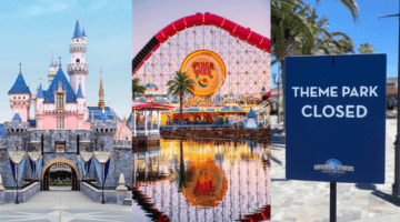 california theme park reopening plans