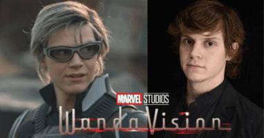 Evan Peters Wandavision