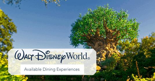 disney world restaurants reopening