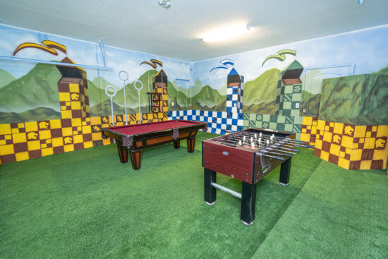 'Harry Potter' Inspired Vacation Quidditch