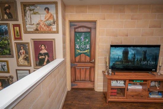 'Harry Potter' Inspired Vacation door 2