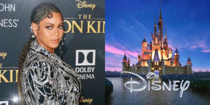 Beyonce Disney Movie Deal