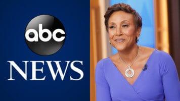 Robin Roberts ABC News Logo