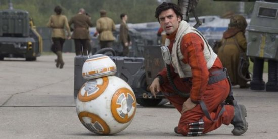 bb8 and poe