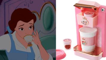 disney princess coffee maker