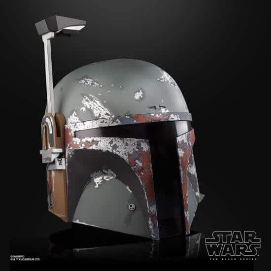 boba fett premium helmet star wars the black series