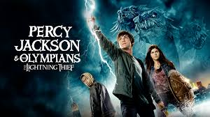 """""""Percy Jackson and the Olympians: The Lightning Thief"""" Movie Poster"""