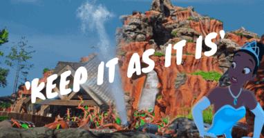 Splash mountain counter petition