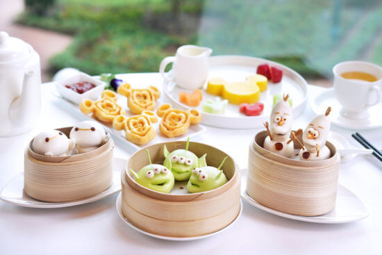 Hong Kong Disneyland Food