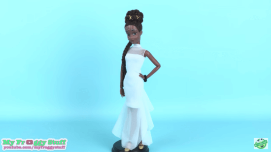 Princess Shuri Black Panther Barbie Doll